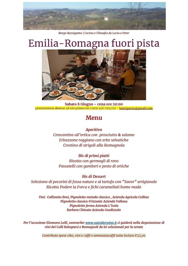 Fuori pista Emilia-Romagna, Luc - borgobazziganta | ello