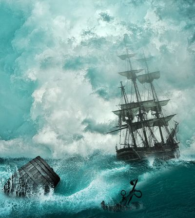 Liminal Sea windy port draws lo - midnightflyer | ello
