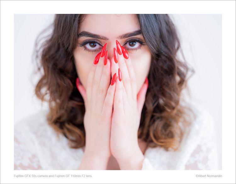 moments Shahed - art, model, portrait - albertnormandin | ello
