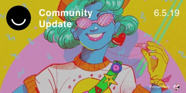 Community Update 6/5/2019 Wedne - elloblog | ello