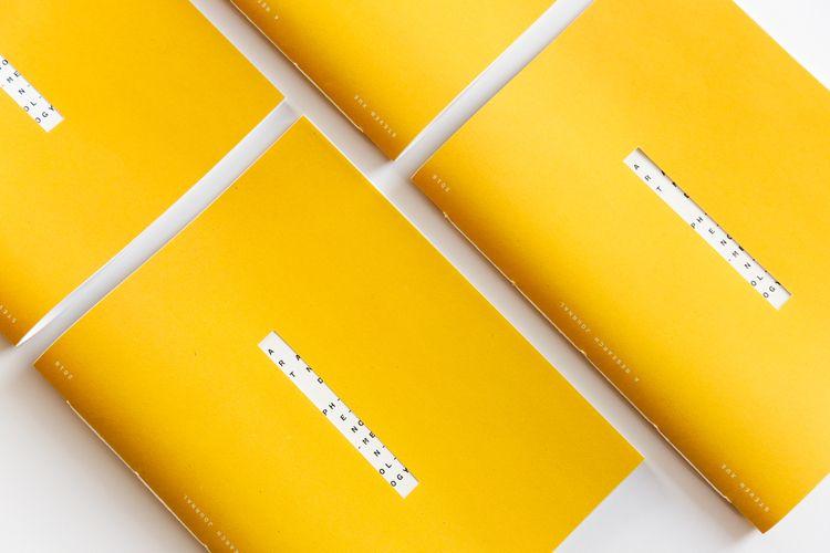 journal booklet organizes visua - stevenxue | ello