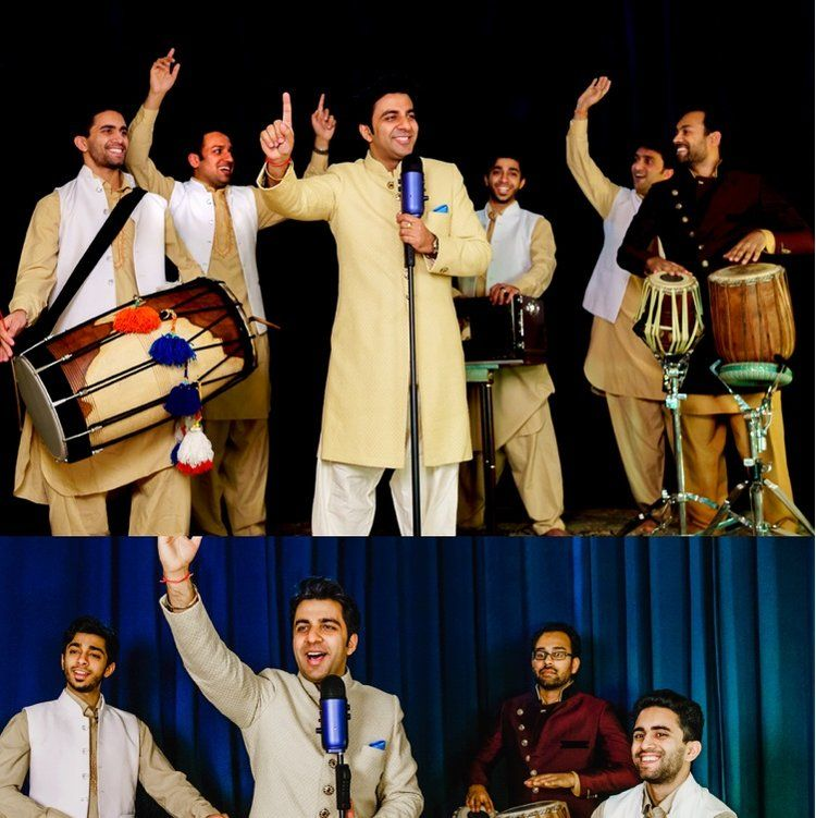 Enjoy famous folk music Punjab  - riyaazqawwali | ello