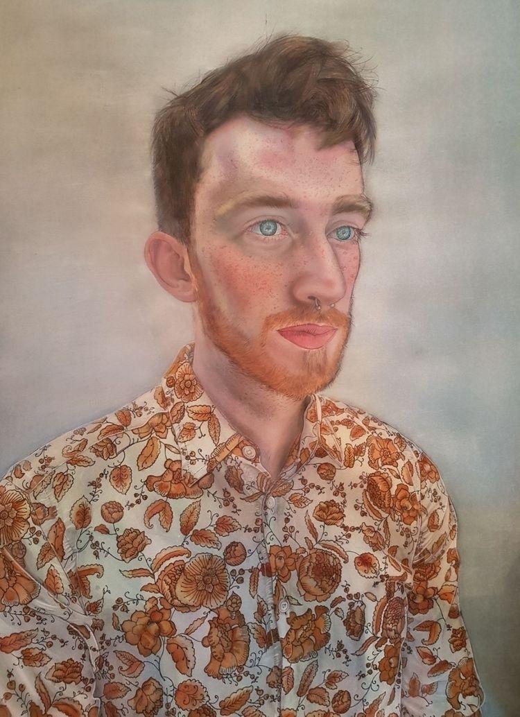 Portrait Emmett - antoniojv | ello
