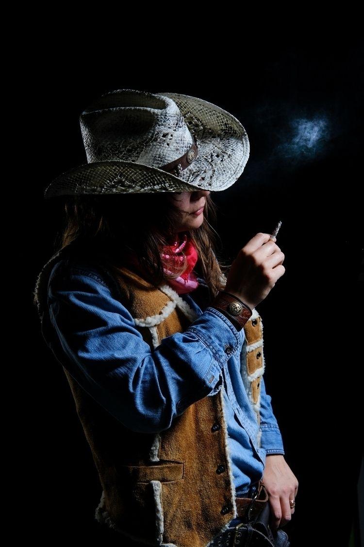 Inhale... Exhale - smoke, portrait - japhotographs | ello