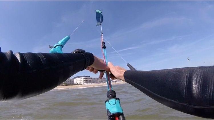 Kitesurfing Sandbanks Poole Dor - oceanromeo | ello