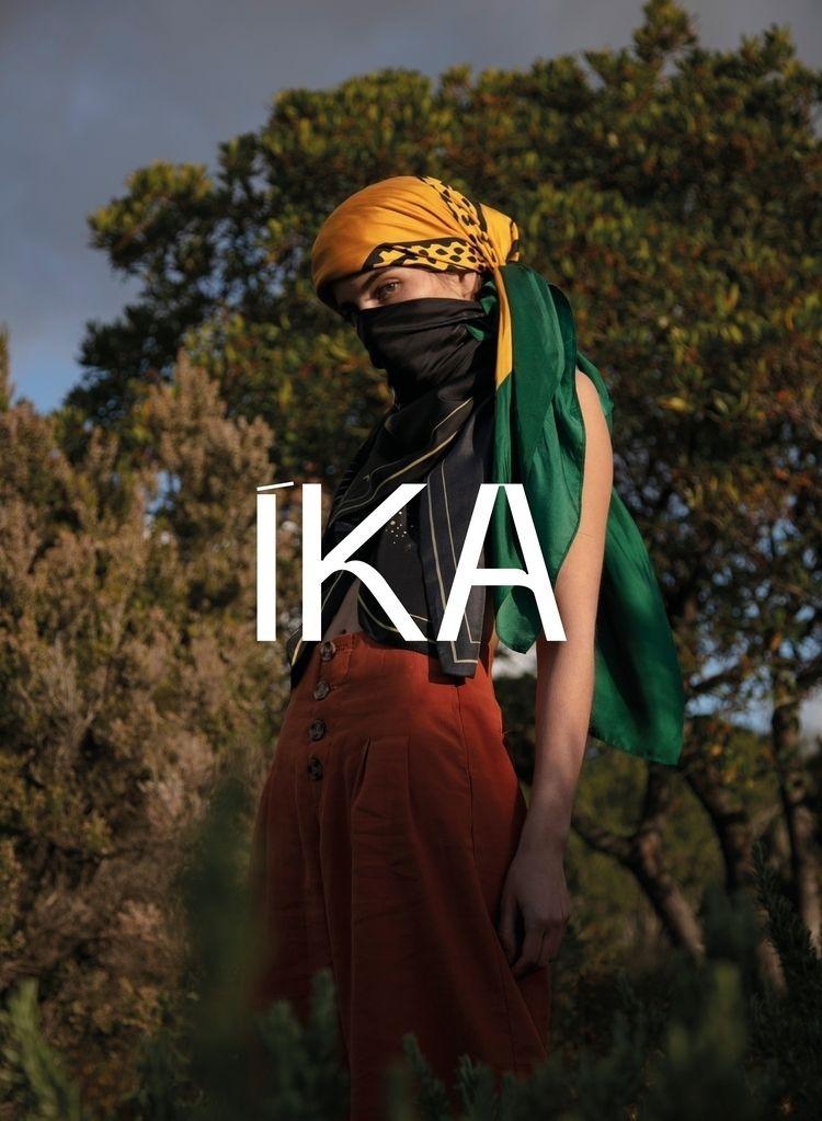 identity IKA . Slow fashion rea - bureaunuits | ello