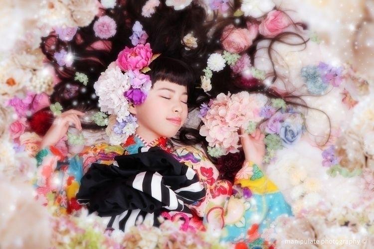 flower girl model: Sakura photo - manipulate_photography   ello