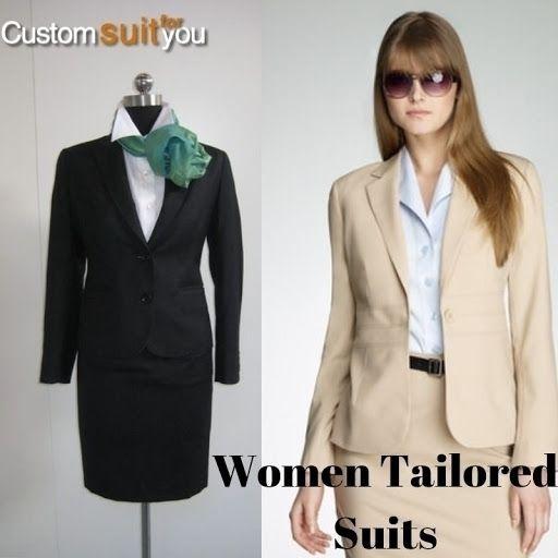women tailored suits ? interest - customsuitforyou | ello