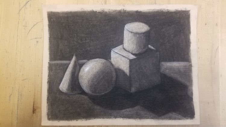 charcoal life subtractive shadi - stellaluna-37 | ello