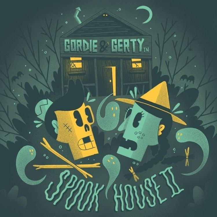 Spook House II version Lance Im - jefflowryillo | ello