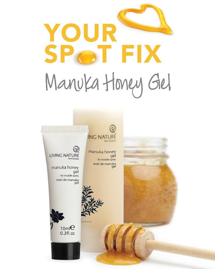 Living Nature Manuka Honey Gel  - livingnaturevn | ello