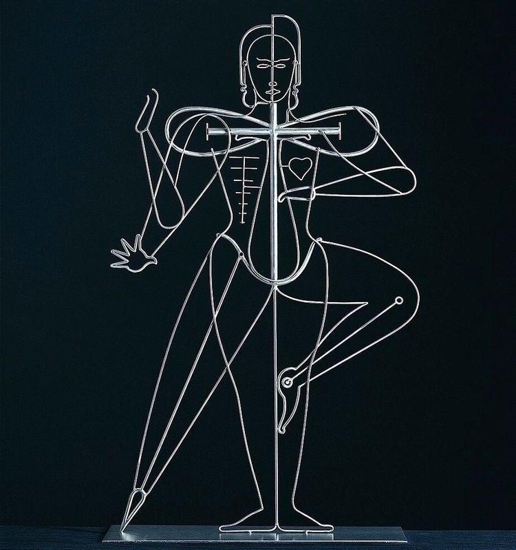 - Signs Man - OskarSchlemmer, Ballet - bauhaus-movement   ello