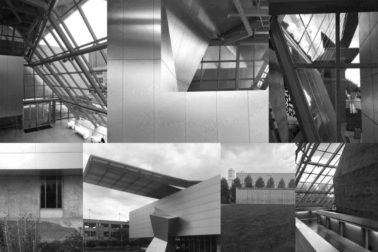 Akron Art Museum collage visit  - bocz   ello