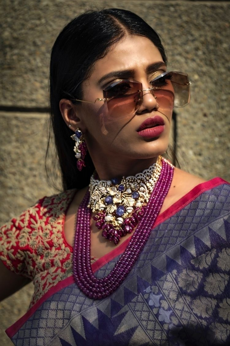Brides Swag - indianbride, swagger - ygphotography | ello