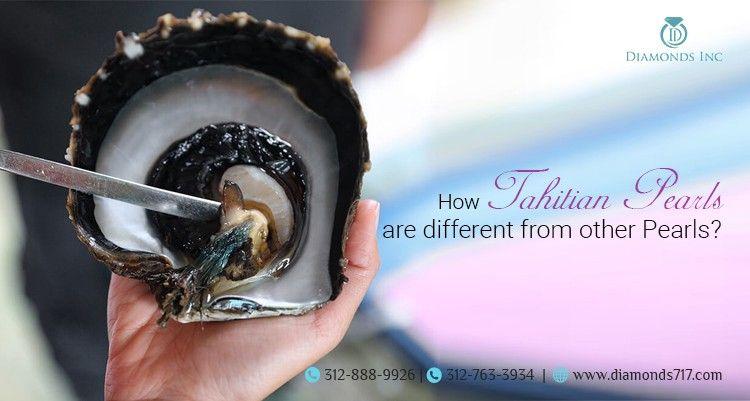 Tahitian Pearls Pearls - diamondsinc | ello
