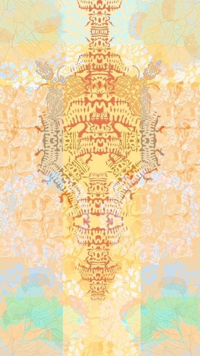 print, textiledesign, textileprint - cindylilen | ello