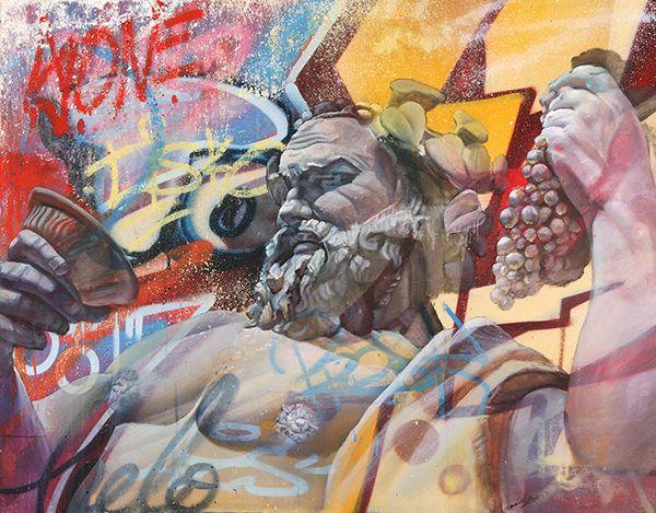 Amazing paintings, murals graff - nettculture   ello