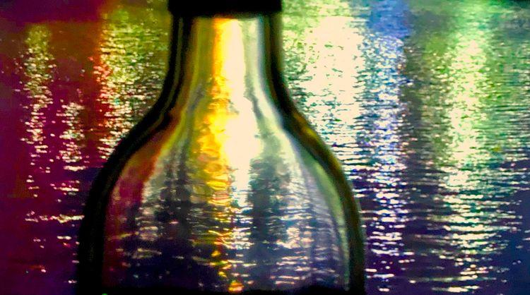 Living life bottle wine - Photography - steverappmusic | ello
