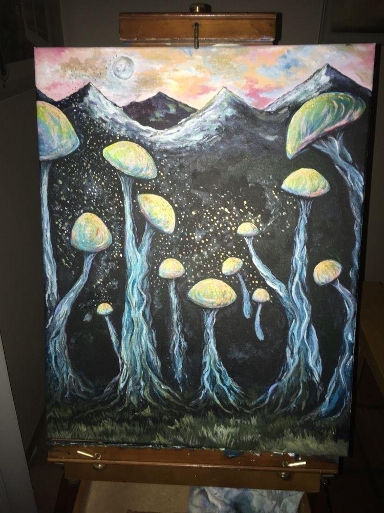 hard afraid dark types stars - psychedelics - josephinesoul   ello
