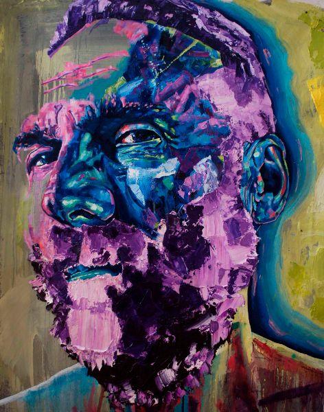 Amazing paintings London based  - nettculture | ello
