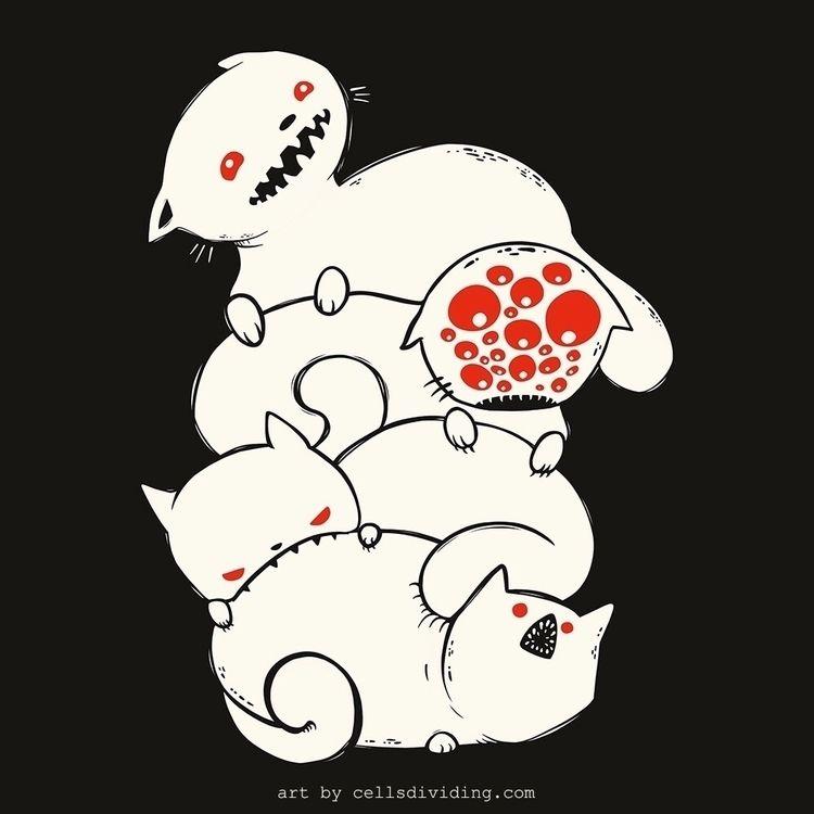 pile monster chonkers.  - applepencil - cellsdividing | ello