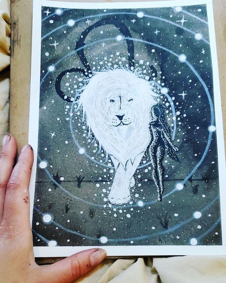 leo zodiac - marikhaparke | ello