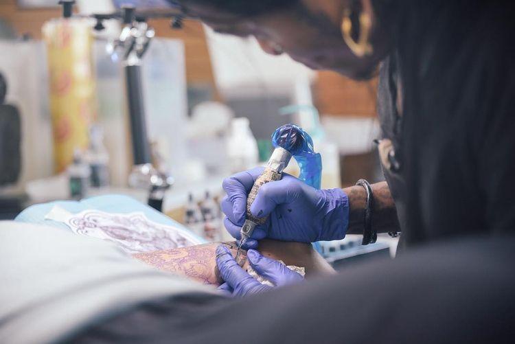 walk random parlour hope tattoo - sapphirewinter | ello