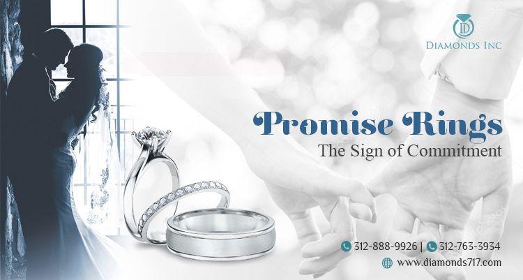 Promise Rings – Sign Commitment - diamondsinc | ello