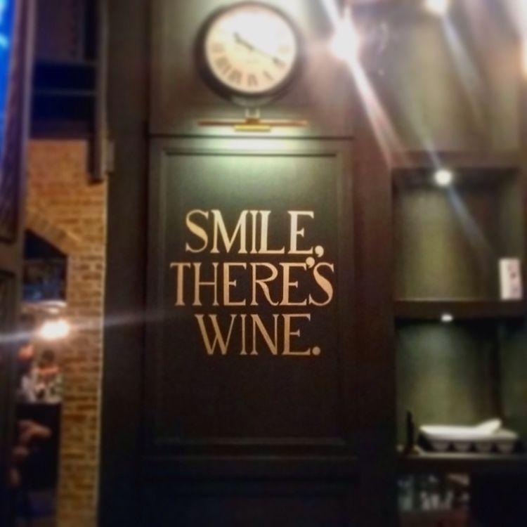 wine, smile, simplethings - ignaciolobregat | ello