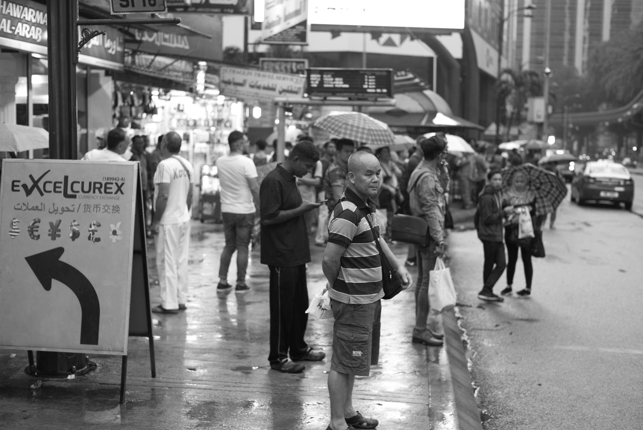 Kuala Lumpur wet day. :copyrigh - electraglide100 | ello