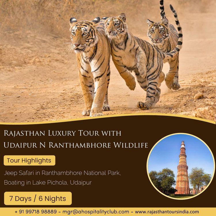 Book Rajasthan Luxury Tour Udai - rajasthantoursindia | ello