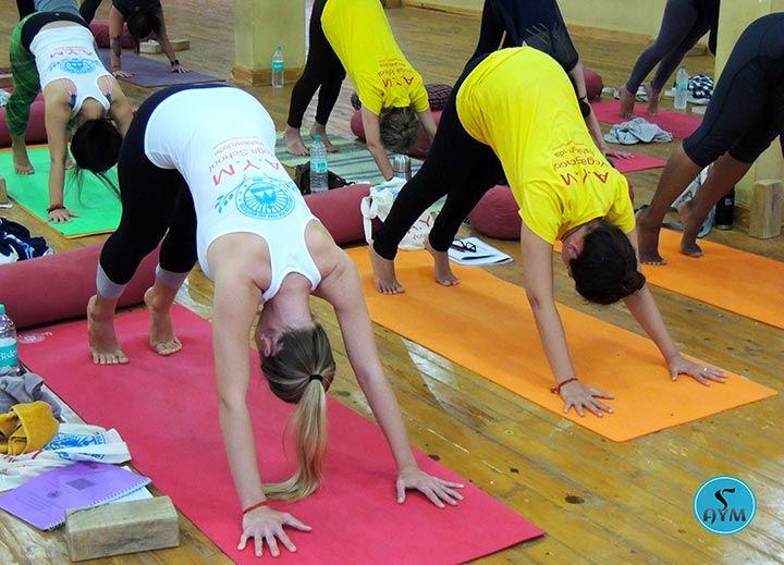 5 Ways yoga Lose Weight losing  - aymyoga   ello