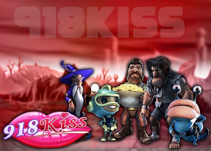 Playing 918Kiss Malaysia Games  - asiabet33 | ello