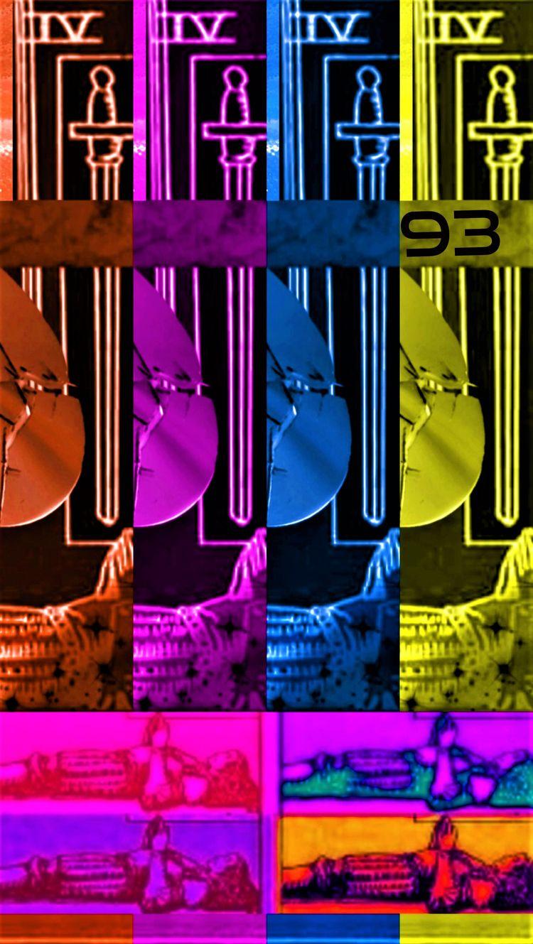 SWORDS - RELAX - novaexpress93, four_of_swords - novaexpress93 | ello