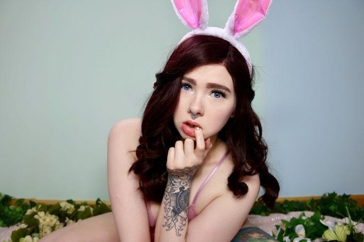 Happy Easter friends. bunny tro - lexiek15   ello