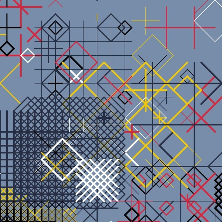 Geometric Shapes / 190707 - sasj | ello