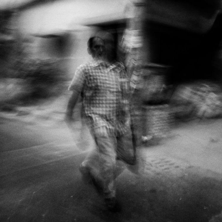 soul Portrait - streetphotography - souviksanyal | ello