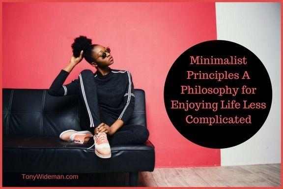 Minimalist Principles Philosoph - wideman | ello