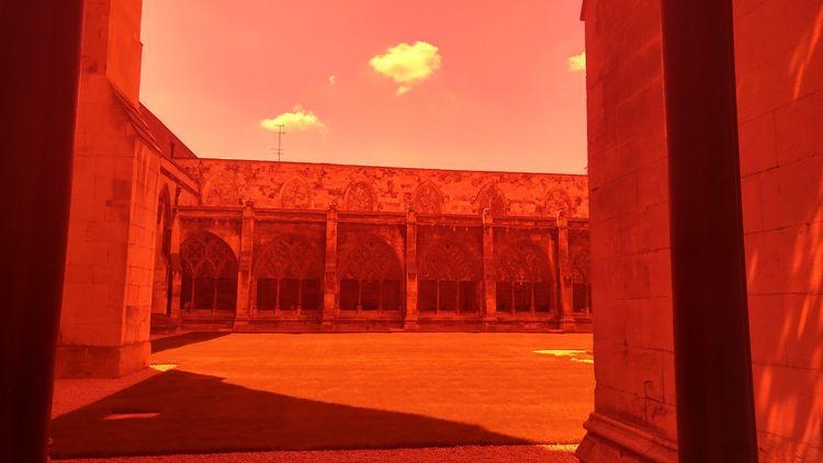 photographed London red sunglas - evaavenue   ello