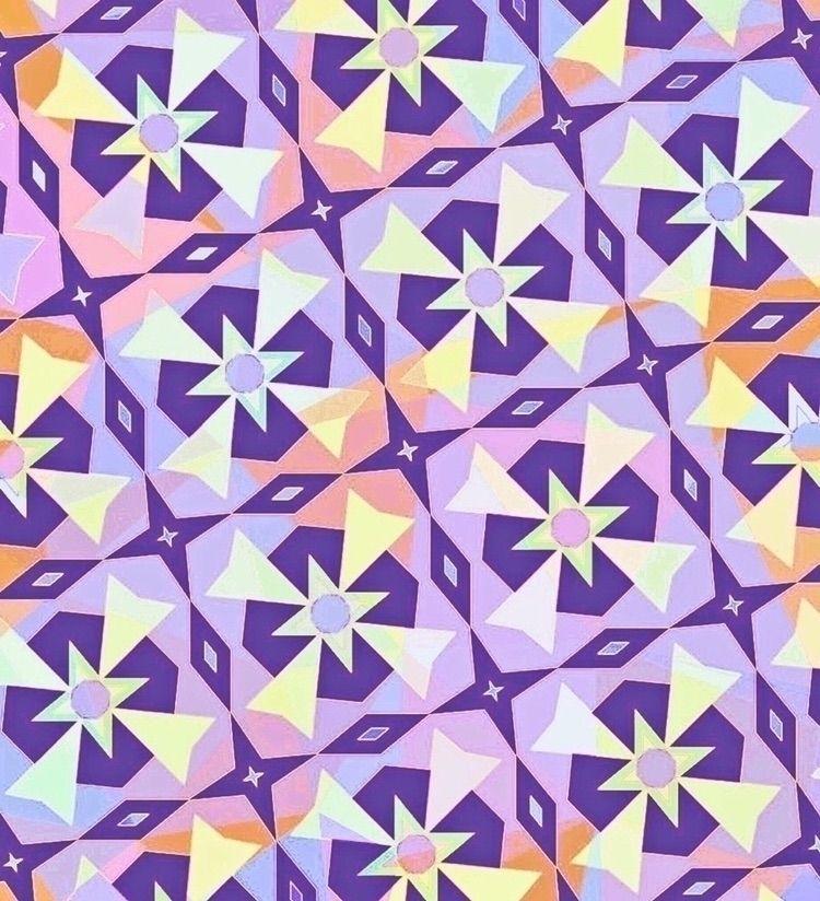 geometricart, geometric, graphicdesign - jaclynart | ello