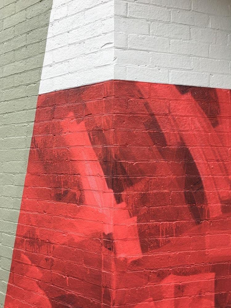 | 2018 - steffentuck, wall, brickwork - steffentuck | ello