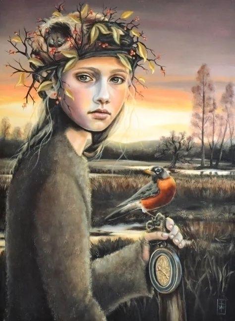 Amazing paintings Southern Cali - nettculture | ello