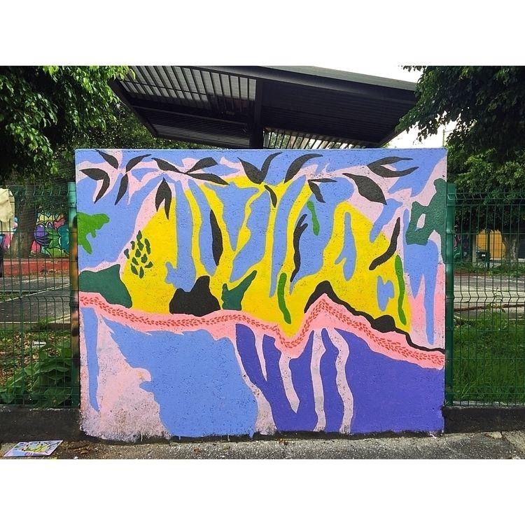 Mural completed Morelia, Michoa - zaldivar | ello