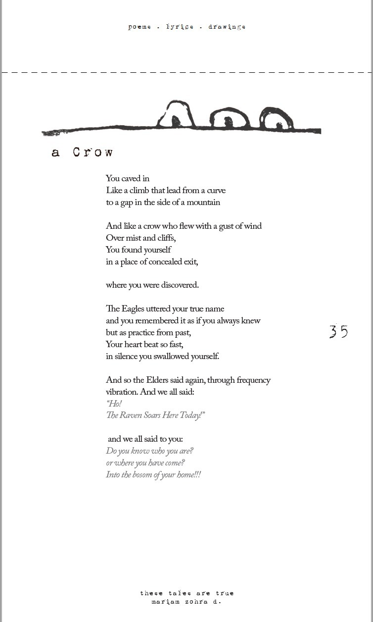 Crow Expansion Body) Tales True - myrh | ello