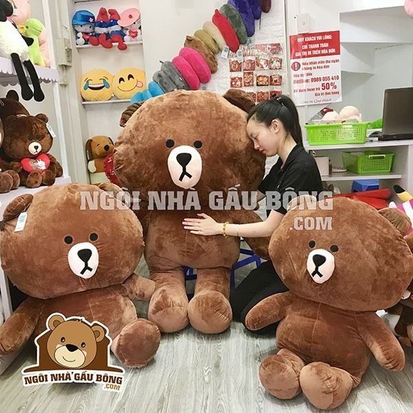 Những chú gấu bông trong phân k - ngoinhagaubong | ello