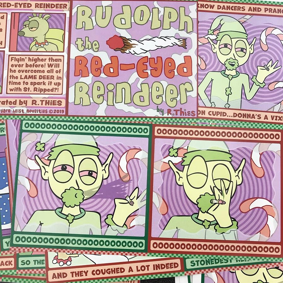 Printed copies Rudolph minicomi - rthies | ello