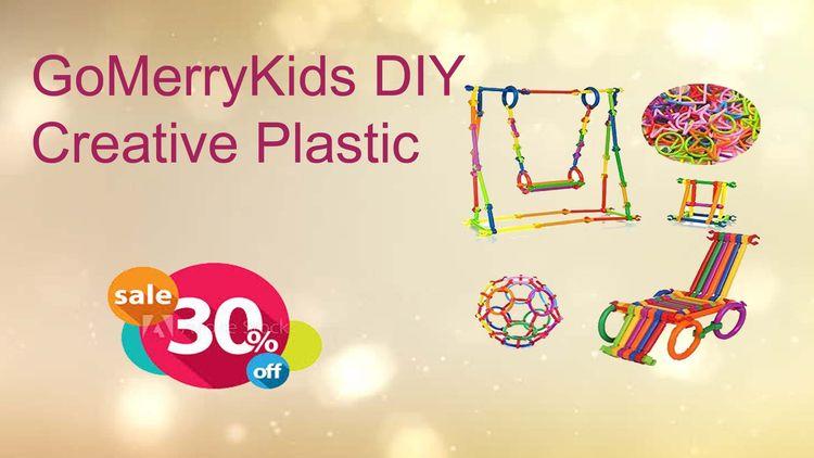 GoMerryKids DIY Creative Plasti - xcluciveoffer | ello