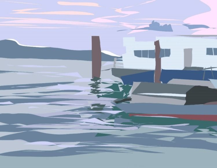 20190727_sea - sea, boat, ship, outdoor - agl501 | ello