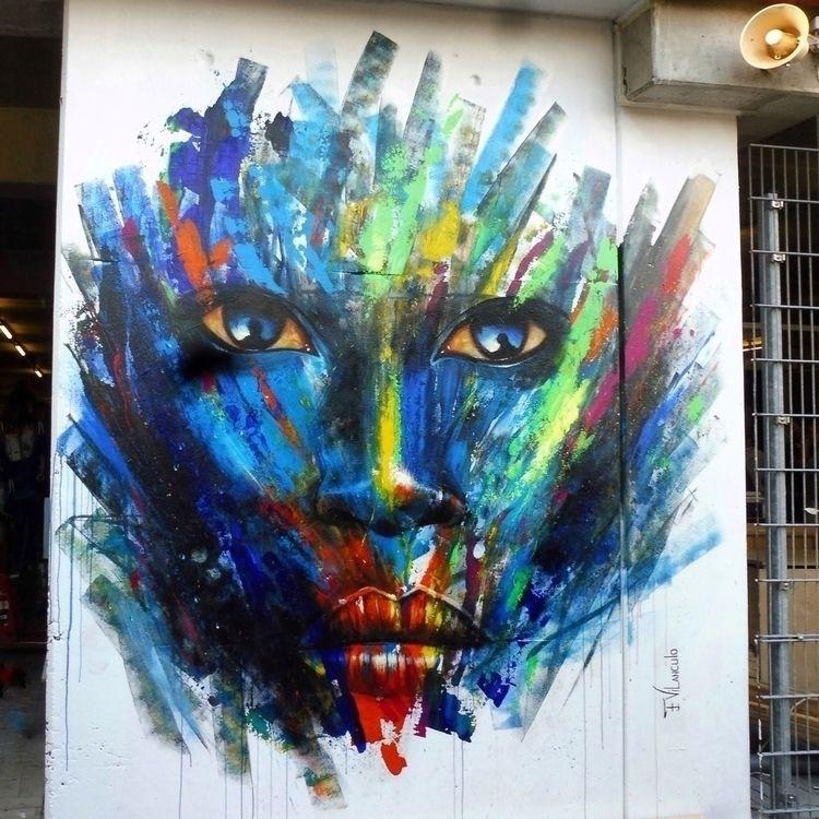 artist: -- powerful piece artis - vervainee | ello