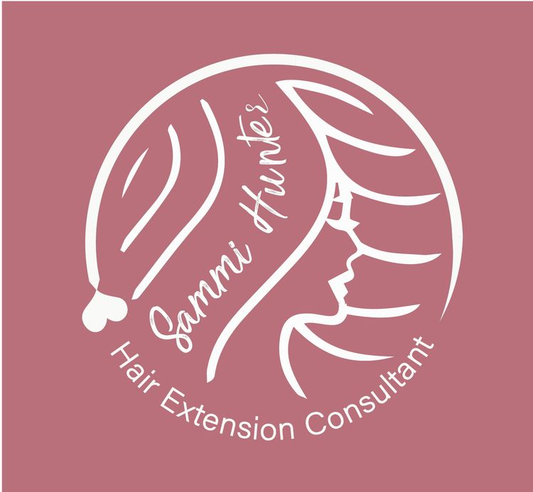 Sammi Hunter hair extension con - maddieharrisonxdesign | ello